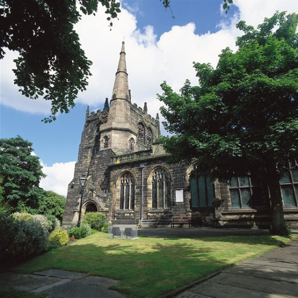 Ormskirk Parish Church